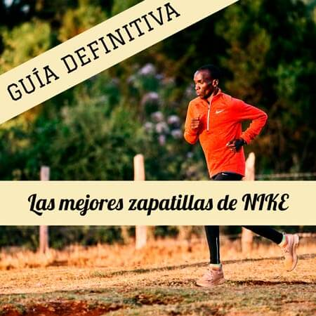 Zapatillas Nike Guia Definitiva
