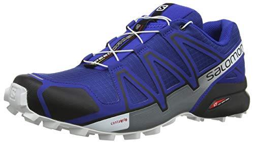 Salomon Speedcross 4,Zapatillas de Running para Hombre,Azul
