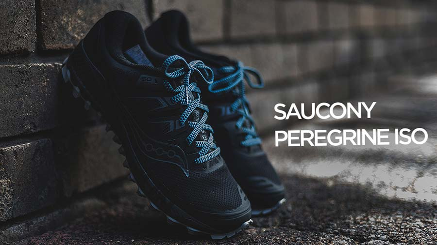 Saucony Peregrine ISO Zapatillas Trail Running