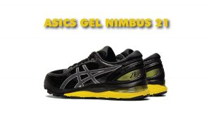 Review Asics Gel Nimbus 21