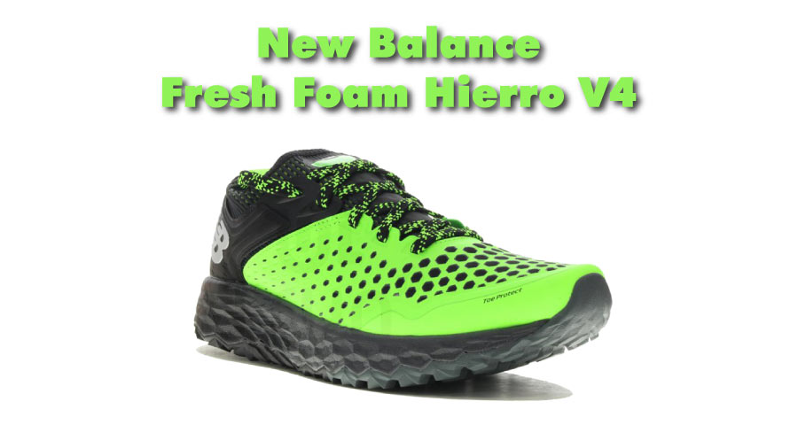 New Balance Fresh Foam Hierro V4