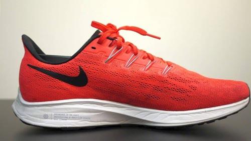 Nike Pegasus 36 Impresiones