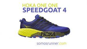 Hoka One One Speedgoat 4